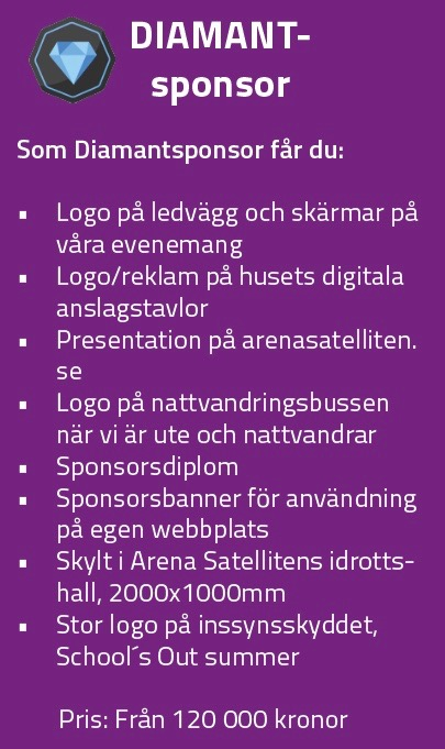 Sponsring & Samarbete