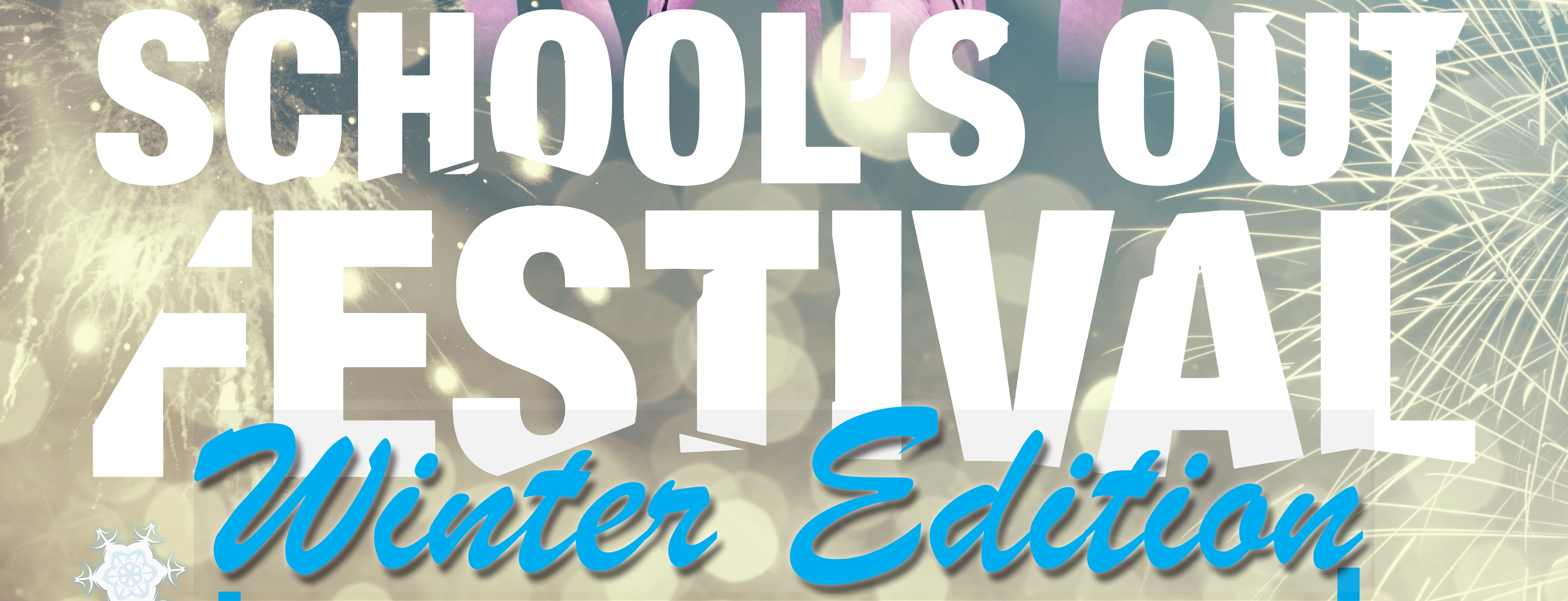 School's Out: Winter Edition den 7 december!